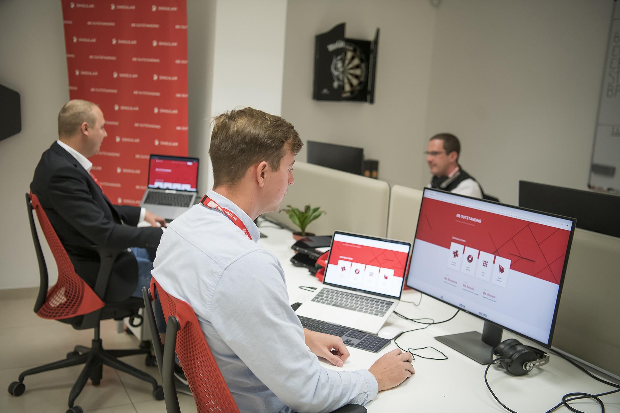 Account Team at Sliema