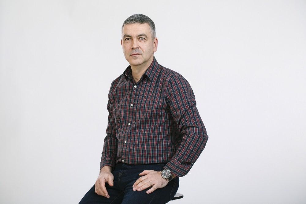 Branko Avramovski, Head of DevOps