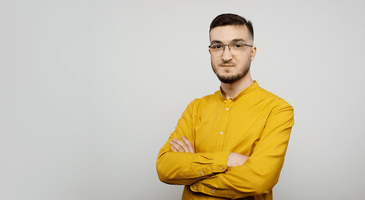 george kvirikashvili front end developer