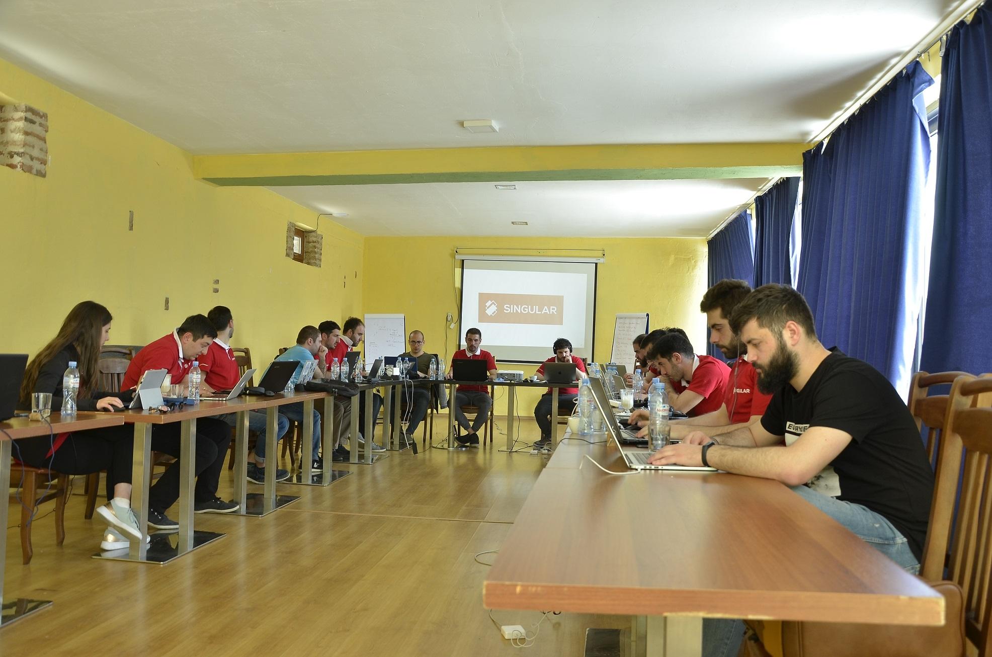Team Building hackathon