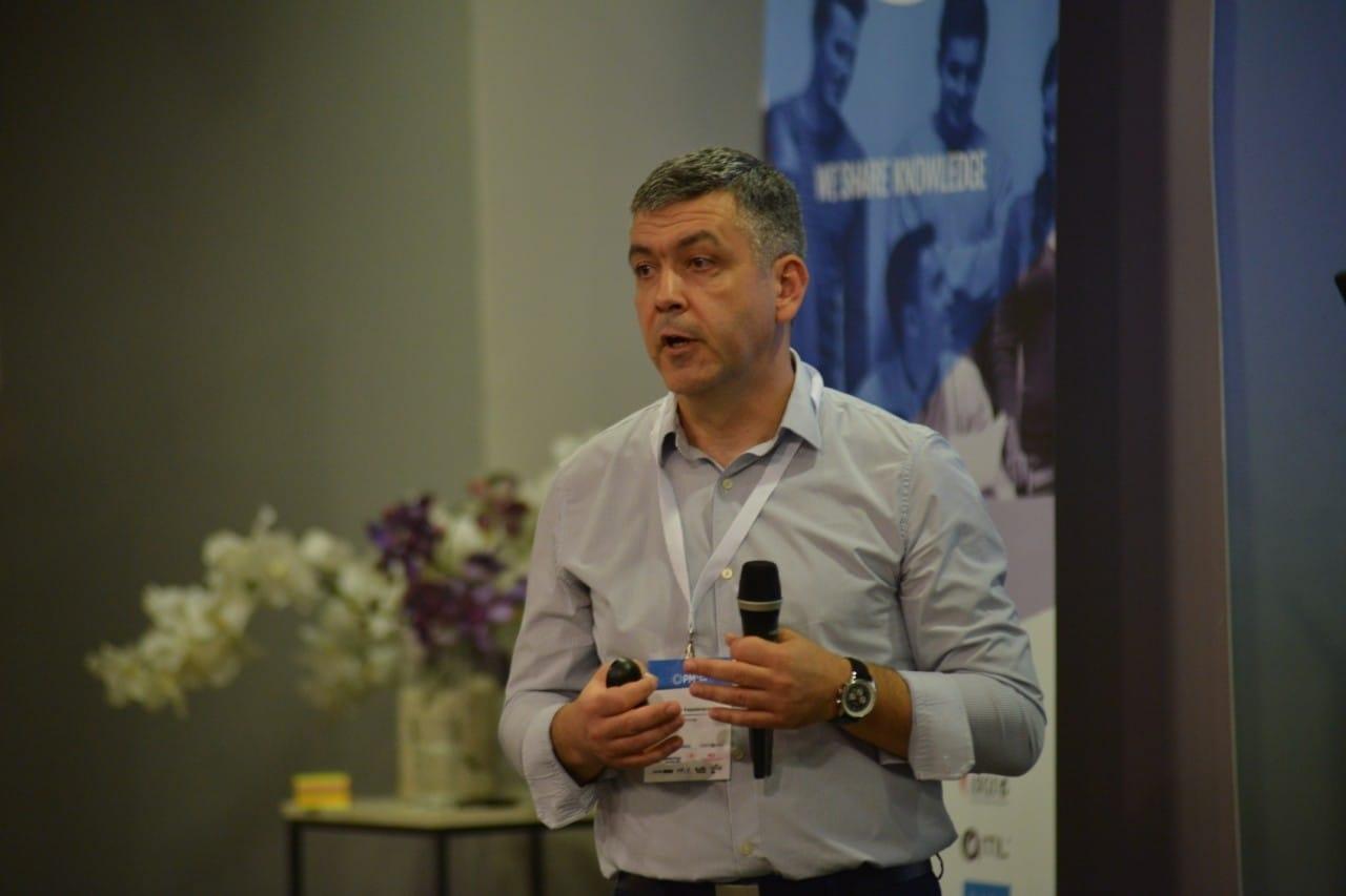 Branko DevOps manager