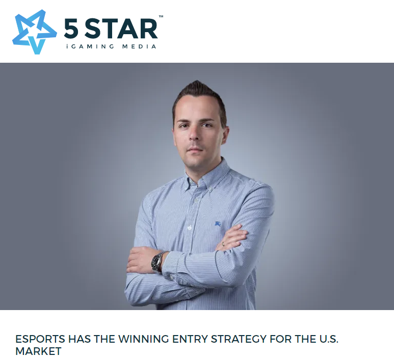 eSports as entry strategy for the US